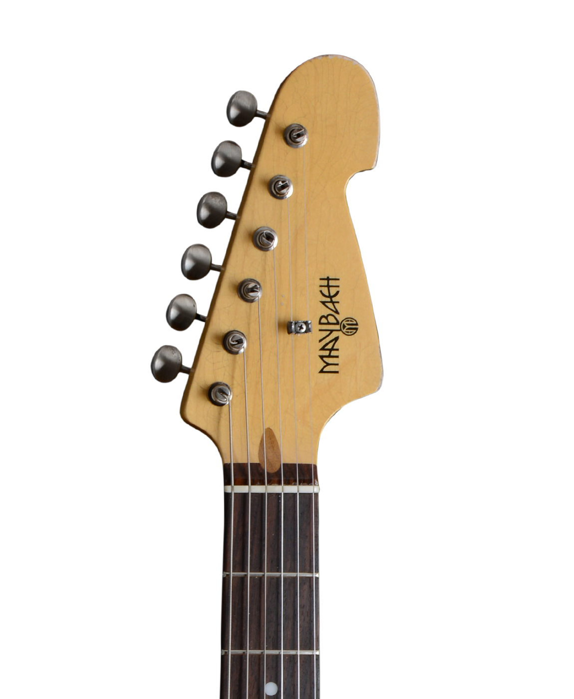 maybach-stradovari-s61-olympic-white-aged-headstock